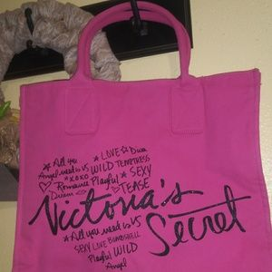 Victoria Secret Angels Collectable totebag